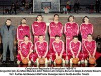 Campionato regionale di promozione maschile, anno 1969-70: poveri ma bravi